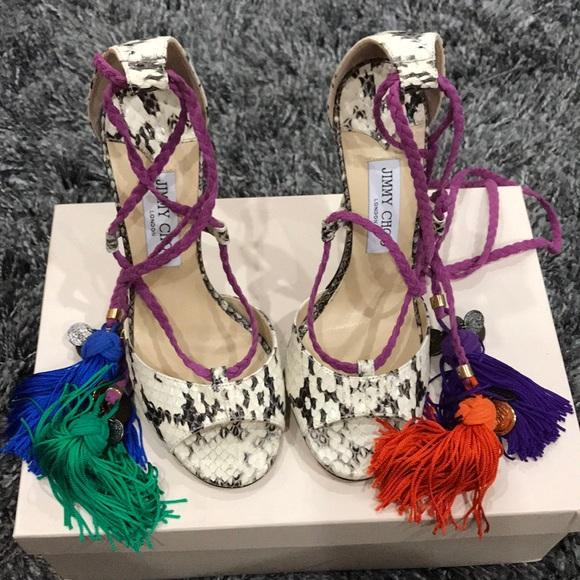 ce5f5cbb75b Jimmy choo shoes dream rope sandals poshmark jpg 580x580 Jimmy choo dream